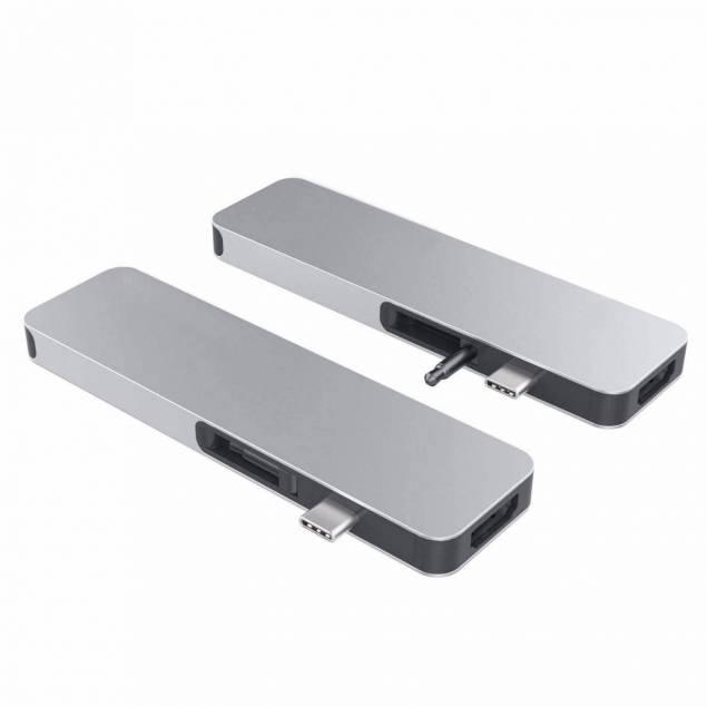 HyperDrive Solo hub til macbook og USB-C enheder 7-i-1