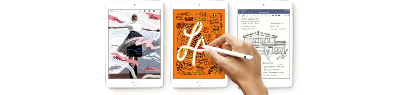 iPad mini 5 fra 2019