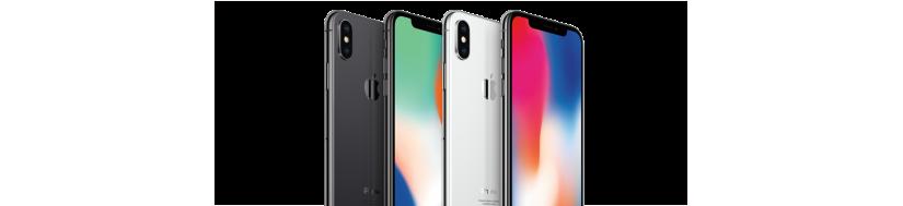 iPhone X / 10 tilbehør, adaptere, kabler og opladere
