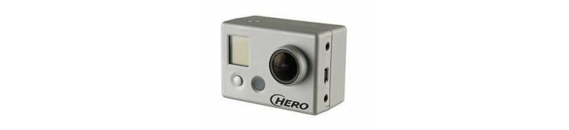 GoPro Hero 2 tilbehør