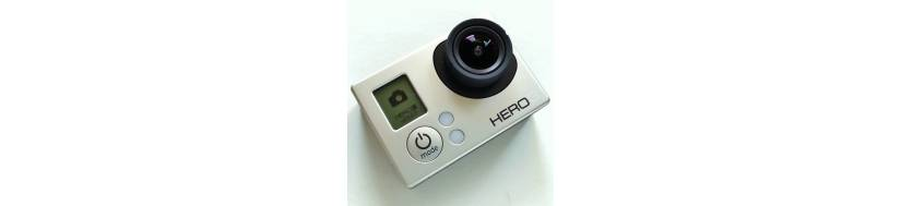 GoPro Hero 3 tilbehør