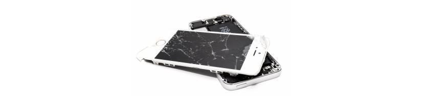 Beskyttelsesglas til iPhone, iPad og andre smartphones