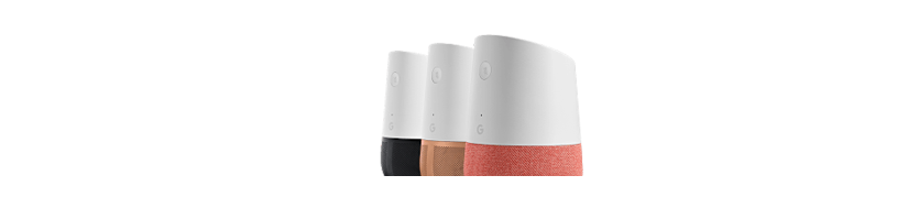 Google Home produkter
