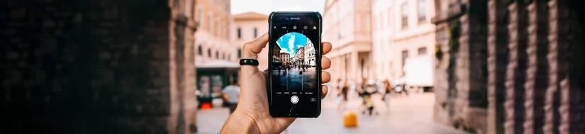 iPhone og iPad foto udstyr