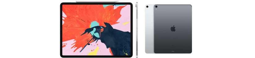 "12,9"" iPad Pro 2018+ med USB-C"
