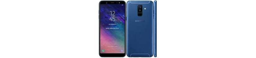 Samsung Galaxy A6+ Tilbehør, Covers, Beskyttelsesglas, kabler, adaptere og Reparationsudstyr