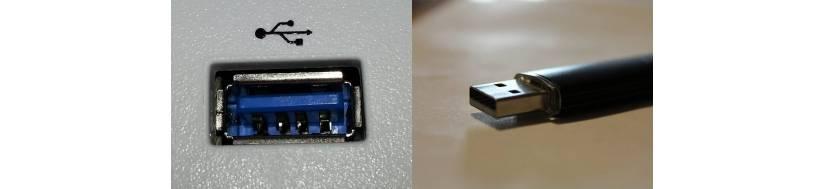 USB 3.0 stik og adaptere