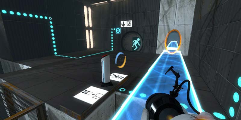 Portal 2 - Spil til Mac