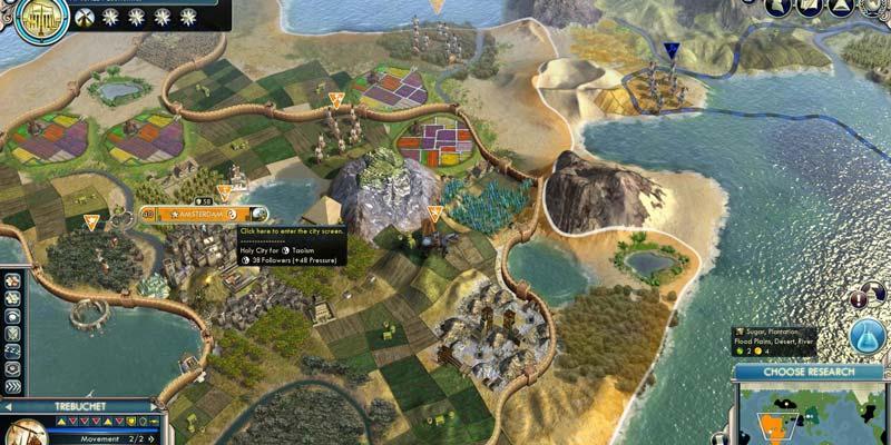 Sid Meier's Civilization - Spil til Mac