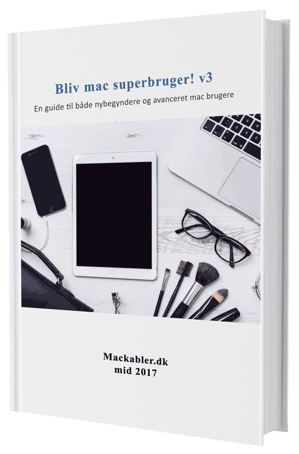 Guide til at få mere ud af sin mac v2